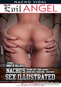 Nacho's Sex Illustrated