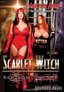 Scarlet Witch: VS Black Widow And Batwoman