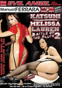 Battle Of The Sluts 2: Katsuni vs Melissa Lauren