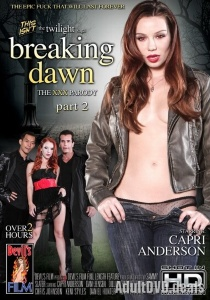 This Isn't The Twilight Saga: Breaking Dawn 2