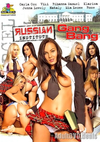 Russian Institute 13: Gang Bang