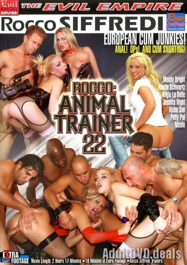 Rocco: Animal Trainer 22