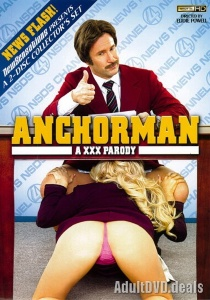 Anchorman: A XXX Parody
