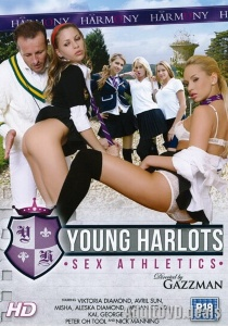 Young Harlots: Sex Athletics