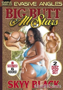Big Butt All Stars: Skyy Black