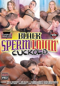 Black Sperm Lovin' Cuckold