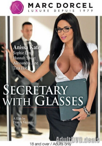 Secretary With Glasses