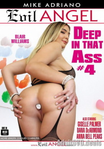 Deep In That Ass 4