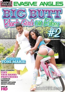 Big Butt Black Girls On Bikes 2
