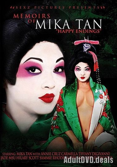 Memoirs Of Mika Tan: Happy Endings