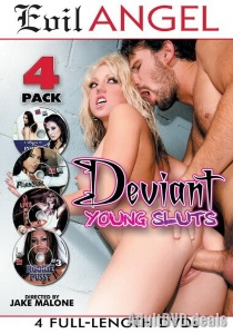 Deviant Young Sluts 4 Pack