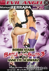 Battle Of The Sluts 3: Bobbi Starr vs Annette Schwarz