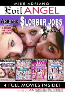Adriano Slobber Jobs 4 Pack