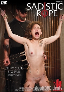 Tiny Slut, Big Pain