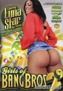 Girls Of Bangbros 29: Luna Star