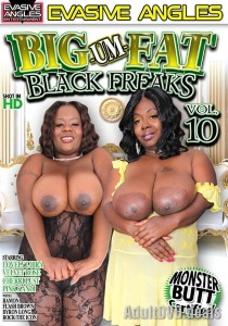 Big-Um-Fat Black Freaks 10