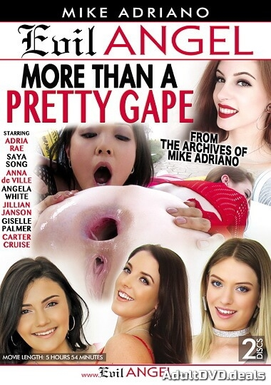 More Than A Pretty Gape