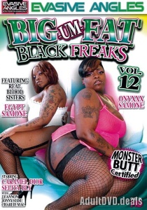 Big-Um-Fat Black Freaks 12
