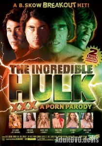 The Incredible Hulk XXX