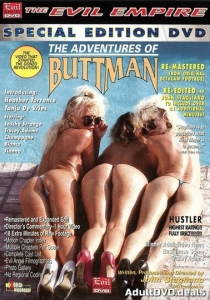 The Adventures Of Buttman