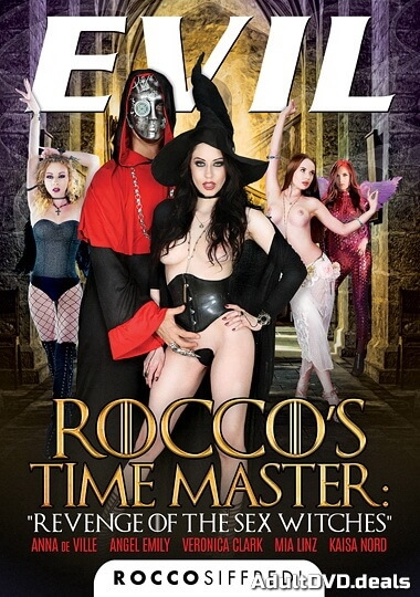 Time Master: Revenge Of The Sex Witches