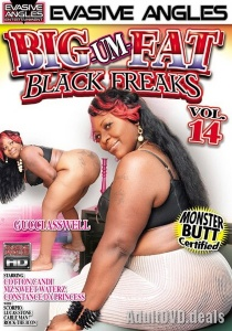 Big-Um-Fat Black Freaks 14