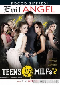 Teens Vs MILFs 2