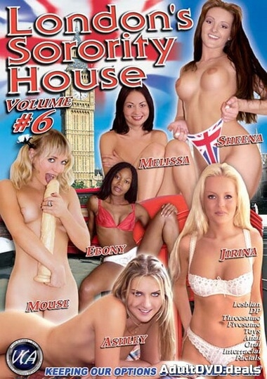 London's Sorority House 6