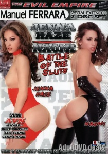 Battle Of The Sluts: Jenna Haze vs Naomi