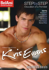 Step By Step: Kris Evans