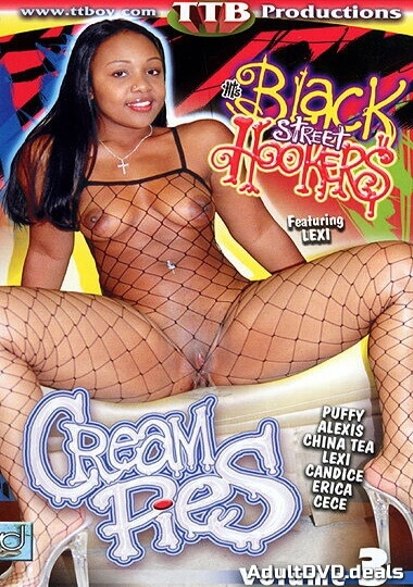 Black Street Hookers Cream Pies 3