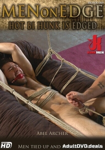 Hot Bi Hunk Is Edged