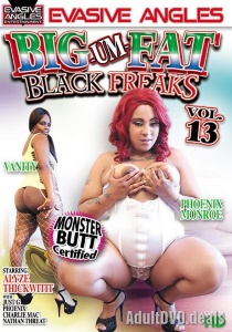 Big-Um-Fat Black Freaks 13