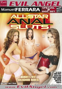 All-Star Anal Sluts