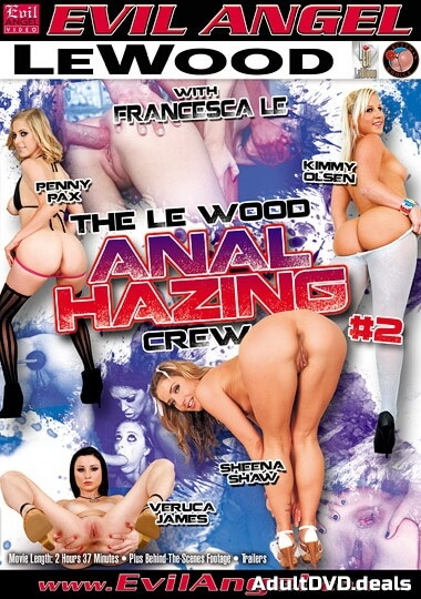 The LeWood Anal Hazing Crew 2
