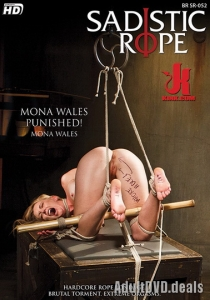 Mona Wales Punished!